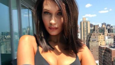 20-летняя модель Белла Хадид снялась в образе Аленушки