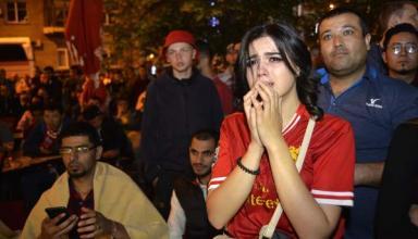 Слезы англичан и радость испанцев: эмоции фанатов после финала Лиги чемпионов