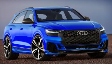 «Заряженный» Audi Q8 оснастят мотором от топовой «Панамеры»