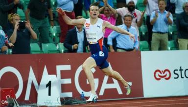 Норвежец Вархольм установил новый мировой рекорд в беге на 400 метров с барьерами