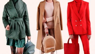 Что носить осенью: вещи от украинских брендов в цветах Pantone