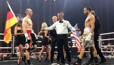 Юрген Бремер вышел в полуфинал Всемирной боксерской суперсерии