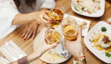Медики определили безопасную норму алкоголя