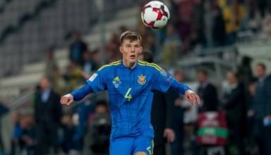 Футболист сборной Украины продолжит карьеру в иностранном чемпионате