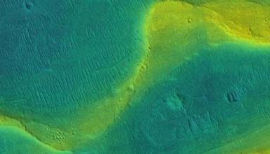 Бывшая вода. Ученые нашли следы рек, ледников и океанов на поверхности Марса