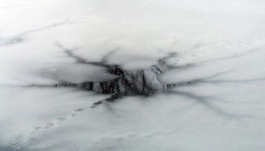 Спасатели предупредили об опасности тонкого льда на водоемах Украины