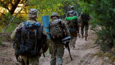 Хомчак поздравил военнослужащих с Днем военной разведки Украины