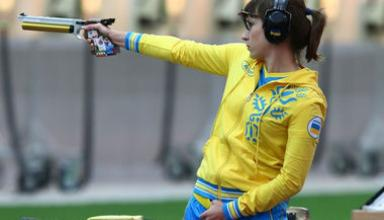 Украинка Костевич стала чемпионкой мира в стрельбе