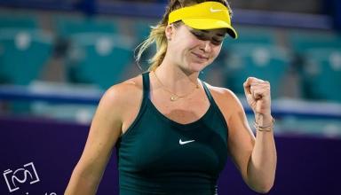 Свитолина нанесла поражение россиянке на первом в сезоне турнире WTA
