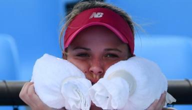 На Australian Open ввели 10-минутный перерыв при экстремальной жаре
