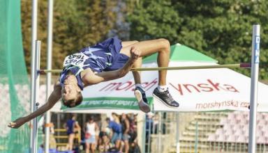 Украинский прыгун в высоту победил на первом турнире в сезоне