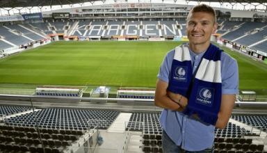 Украинский защитник перешел в бельгийский клуб Яремчука