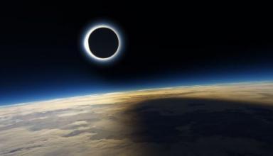 Жители Земли сегодня увидят солнечное затмение