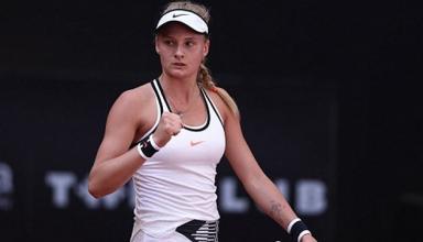 Украинка Ястремская впервые попала в топ-150 рейтинга WTA