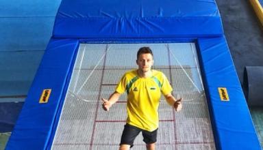 Украина завоевала олимпийскую лицензию в прыжках на батуте