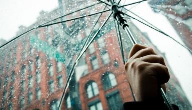 Начало лета принесет в Украину дожди с грозами - синоптики
