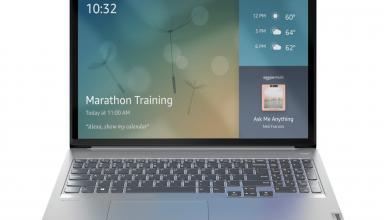 Lenovo показала на CES 2021 новые ноутбуки серии ideapad