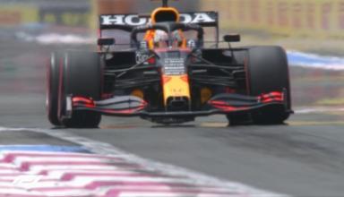 Формула-1: Ферстаппен выиграл квалификацию Гран-при Франции