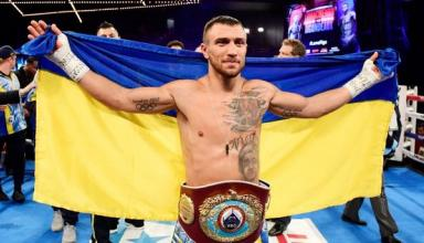 Боксер Ломаченко признан лучшим в мире, его поздравил президент Украины