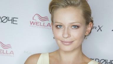 Актриса Юлия Пересильд призналась, кто отец ее детей