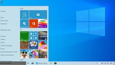 Microsoft случайно опубликовала новый дизайн меню Пуск Windows 10