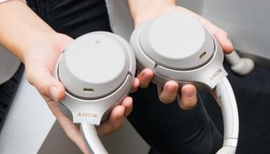 Sony представит беспроводные наушники WH-1000XM4 6 августа
