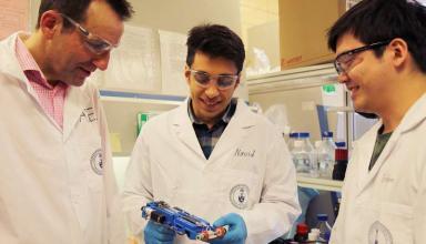 Портативный 3D-принтер кожи поможет «залатать» глубокие раны