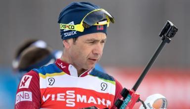 Возвращение Бьорндалена: знаменитый биатлонист выступит на этапе Кубка мира