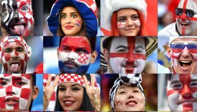 Где смотреть матч Хорватия – Англия