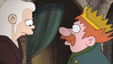Netflix показал трейлер нового мультсериала от создателя Симпсонов