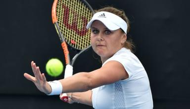 Катерина Козлова проиграла россиянке на Australian Open