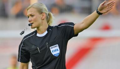 Матч чемпионата Германии впервые в истории обслужит женщина-арбитр