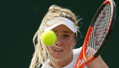 Элина Свитолина выиграла стартовый матч на турнире в Бирмингеме