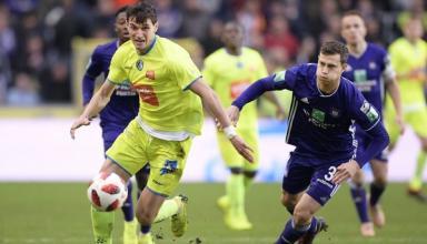 Травма и дисквалификация подкосили футболистов сборной Украины в Бельгии