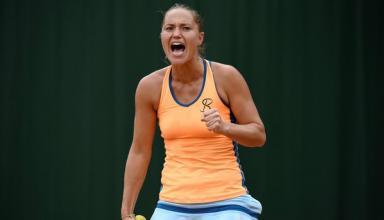 Катерина Бондаренко вышла во второй раунд Australian Open