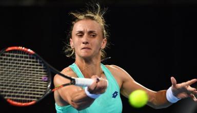 Леся Цуренко впервые в карьере вышла в четвертый круг Ролан Гаррос