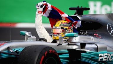 Эхо Формулы-1: Хэмилтону прочат обгон Шумахера к 2020 году, а он поет песни крестнику