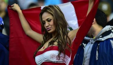 Сборная Перу назвала футболистов, которые поедут на ЧМ-2018