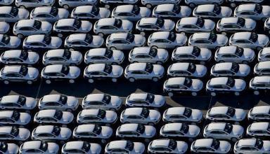 В Украине открыли данные о регистрации автомобилей