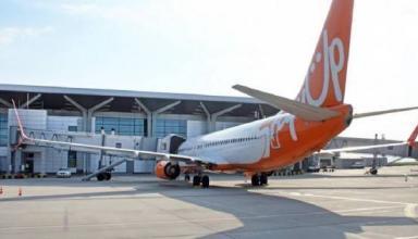 SkyUp открывает несколько авиарейсов из Украины в Саудовскую Аравию