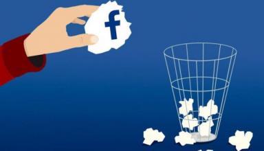 #deletefacebook, который свалил гиганта: Facebook «похудел» на 50 миллиардов долларов