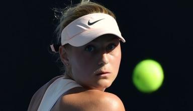 15-летняя Марта Костюк выиграла второй взрослый турнир