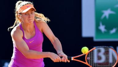 Лучшая теннисистка Украины с победы стартовала на турнире в Китае