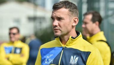 Шевченко назвал список легионеров, вызванных на матчи сборной Украины против Италии и Чехии