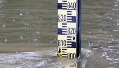 Синоптики предупредили о повышении уровня воды в реках до 2 метров