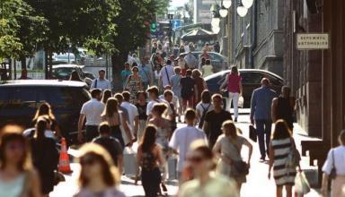 Населення України в 2020 вже скоротилося більш як на 100 тисяч осіб