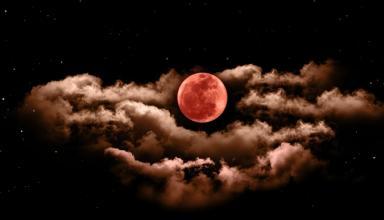 Лунное затмение и полнолуние 26 мая: чем интересно и опасно