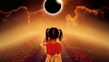 Солнечное затмение: когда будет последнее в этом году