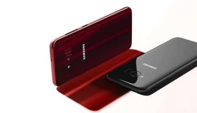 Samsung Galaxy S8 Lite показался на официальных рендерах