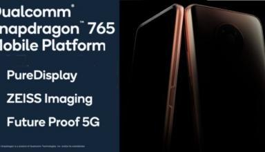 Nokia анонсирует смартфон с чипом Qualcomm 765 и поддержкой 5G в первом квартале 2020 года